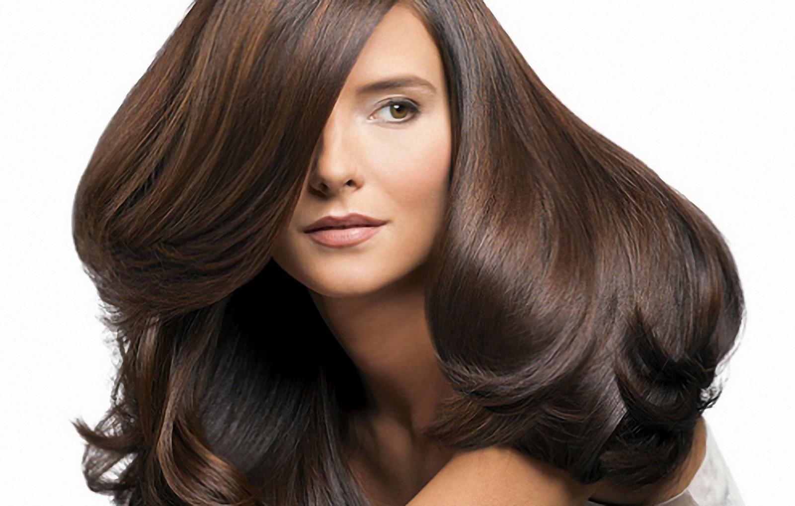 колорирование темных волос варианты фото