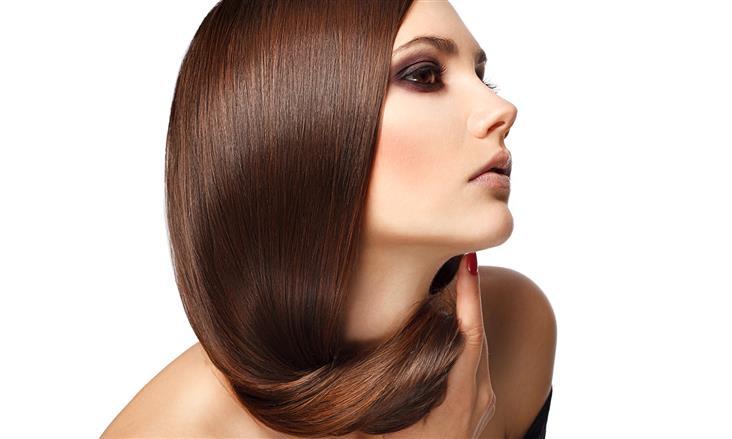 Как придать блеск волосам