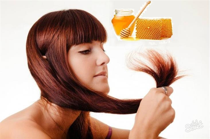 Домашние маски для сухих кончиков волос