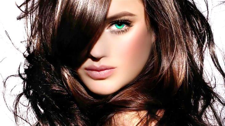 Чем придать блеск волосам